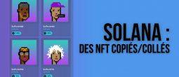 Sur Solana (SOL), les imitations des NFT d'Ethereum ont la cote – Pourquoi cela pose question?