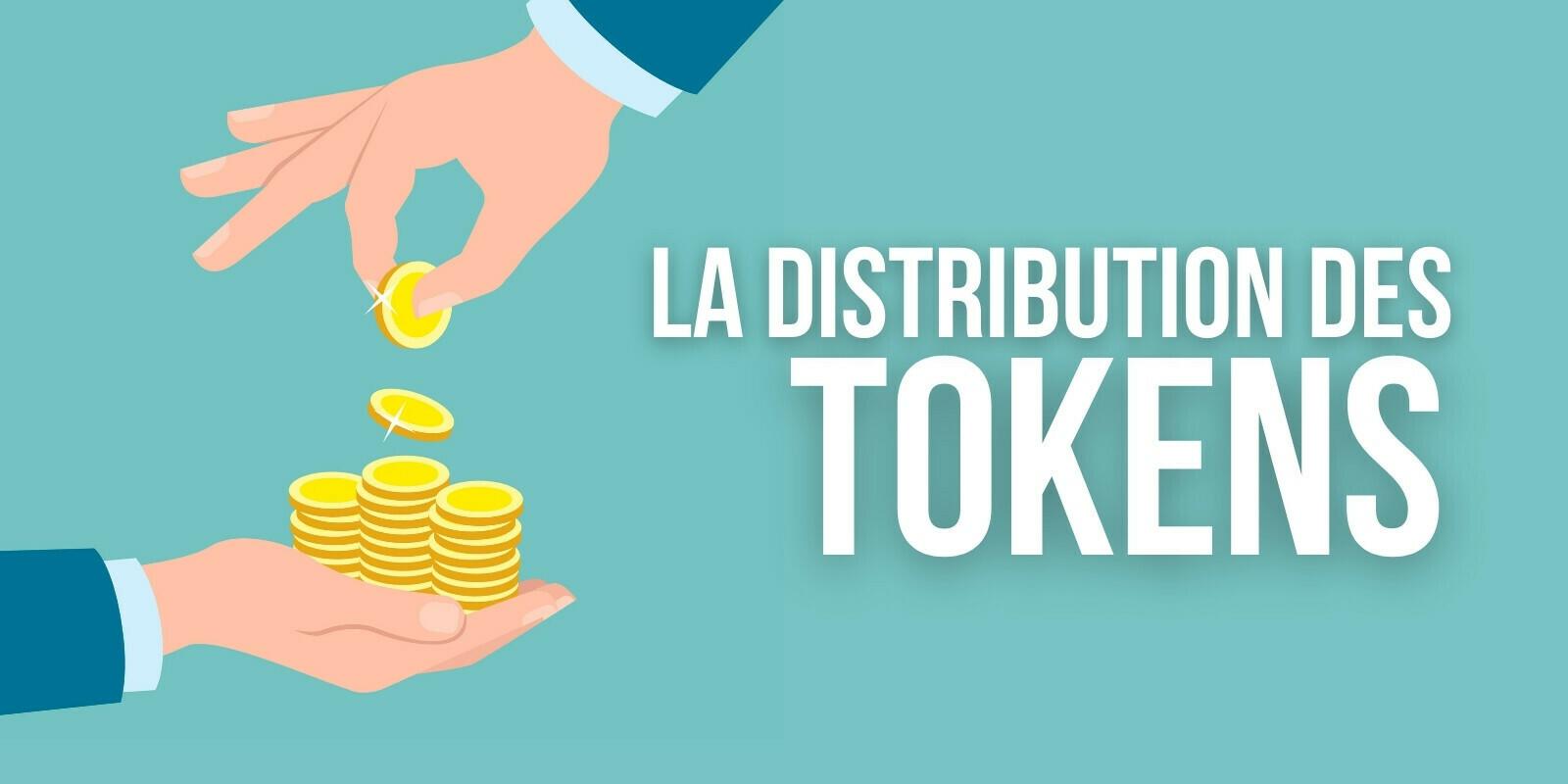 Quels sont les altcoins ayant le plus largement distribué leurs tokens?