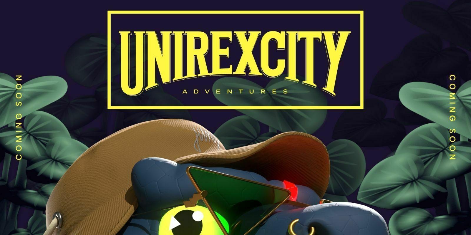 UnirexCity, la collection de NFTs qui redéfinit le système du « Own to Earn »