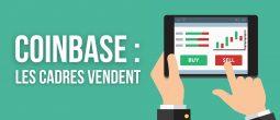 Les cadres de Coinbase ont vendu 250 millions de dollars d'actions COIN en un mois