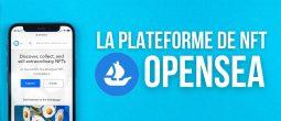 OpenSea, la plus grande place de marché des tokens non fongibles (NFT)