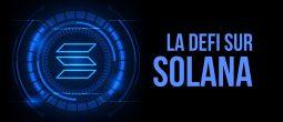 La TVL des projets DeFi de Solana atteint un record, alors que le cours du SOL bondit