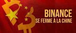 Binance supprime les échanges en yuan et commence à traquer les utilisateurs chinois