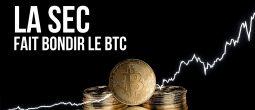 Le Bitcoin (BTC) dépasse à nouveau 60 000 dollars, alors que la SEC s'apprête à approuver des ETF