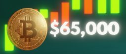 Le Bitcoin (BTC) s'offre un nouveau record historique en dépassant les 65 000 dollars