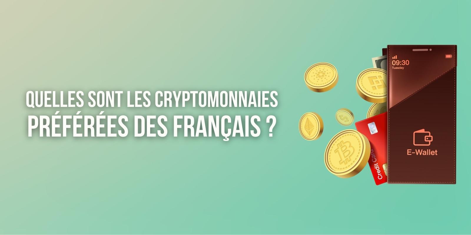 Étude de CryptoCheck – Quelles cryptomonnaies composent le portefeuille des investisseurs français ?