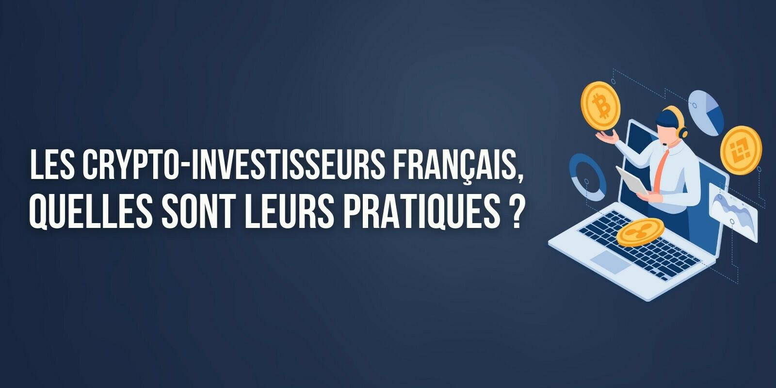 Étude de CryptoCheck – Quelles sont les méthodes d'investissement des crypto-investisseurs français ?