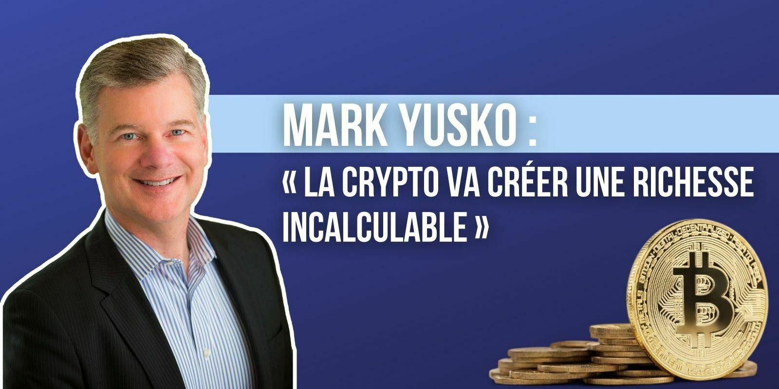La cryptomonnaie va créer plus de richesse qu'Internet assure le PDG de Morgan Creek Capital