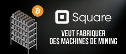 Jack Dorsey et Square prévoient de lancer des machines de minage de Bitcoin (BTC)