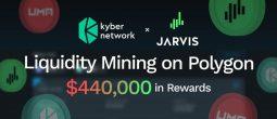 Jarvis Network (JRT) lance un programme de liquidity mining de 440 000 $ – Comment y participer ?
