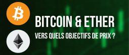 Après avoir dépassé leurs précédents records, jusqu'où iront le Bitcoin (BTC) et l'Ether (ETH) ?