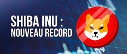 Shiba Inu (SHIB) atteint un record absolu et devient la 11e cryptomonnaie la plus capitalisée
