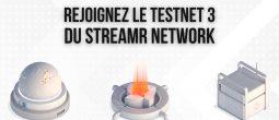 Comment rejoindre le testnet de StreamR (DATA) et recevoir des récompenses ?