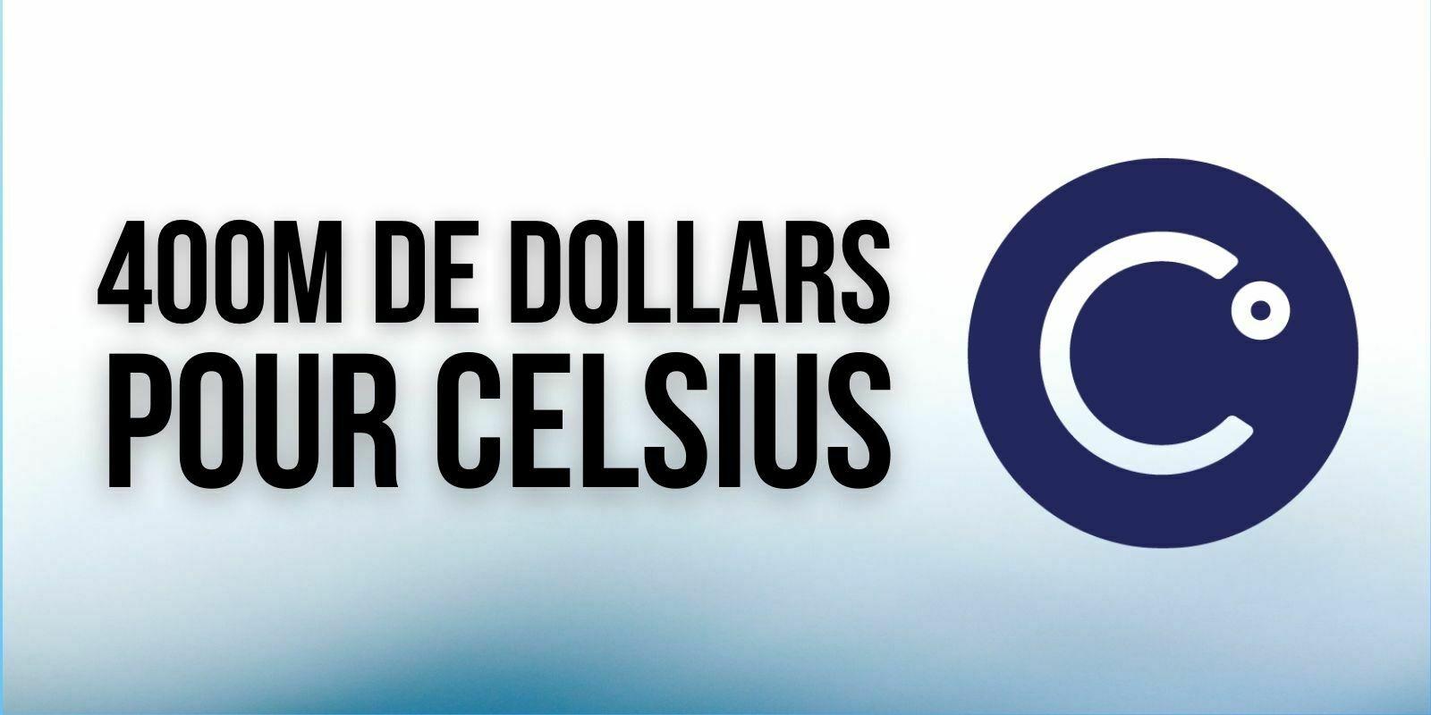 La valorisation de Celsius Network augmente de 2 400 % après une nouvelle levée de fonds